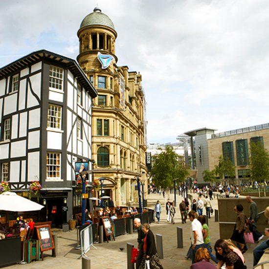 Manchester voted UK's best city to live in – again!