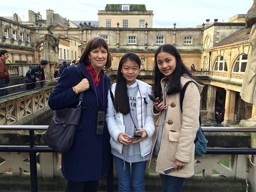 Living Learning English provide comprehensive support to international boarding school students