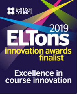 Capital's Future Success course is a finalist in the 2019 British Council ELTons awards