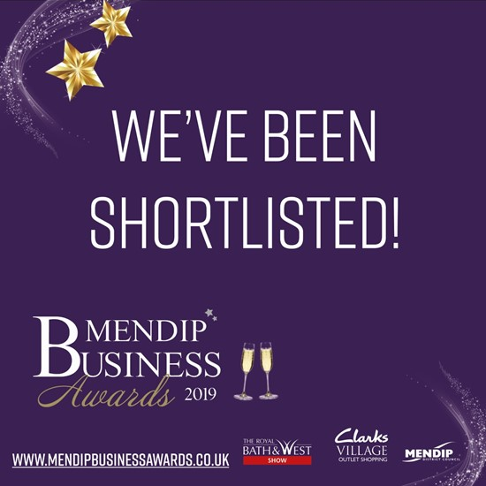Millfield shortlisted for Mendip Business Awards