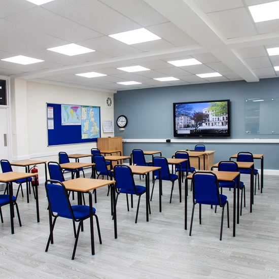 Renovations completed at The English Language Centre Brighton & Eastbourne