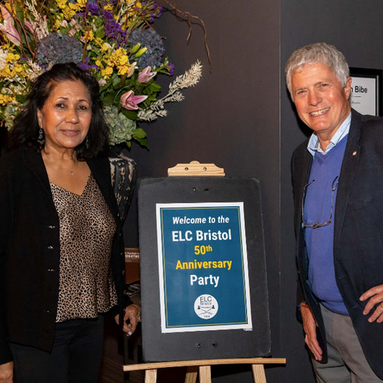 ELC Bristol celebrating 50th anniversary