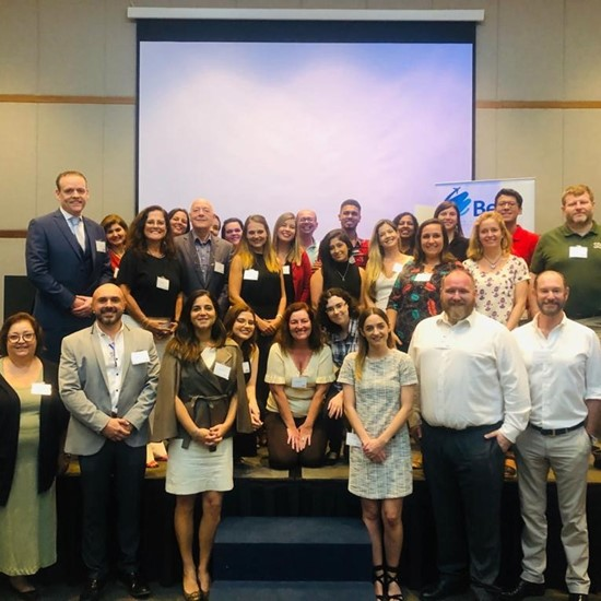 Quality English and BELTA host scholarship ceremony in Sao Paolo