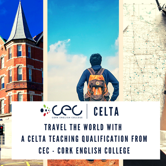 Travel the World with CEC's CELTA Course