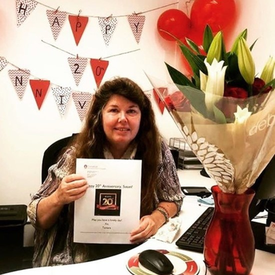 20th Anniversary for CISL Exams Manager!